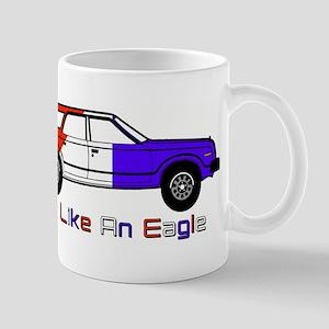 FlyLikeAnEagle Mugs