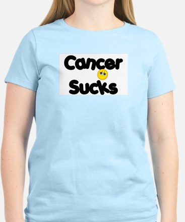 Cancer Sucks Shirts Women's Light T-Shirt
