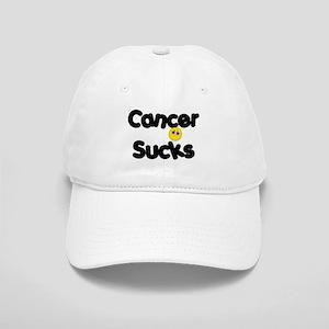 Cancer Sucks Shirts Cap