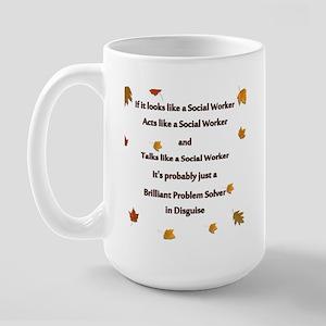 Problem Solver Large Mug