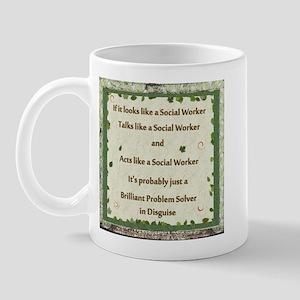 Problem Solver Mug