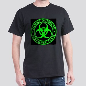 Zombie Outbreak Response Team Sign T-Shirt