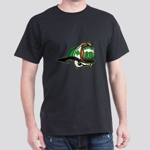 Irish Helmet Dark T-Shirt