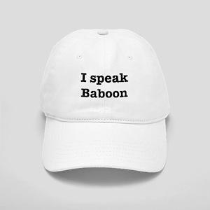 I speak Baboon Cap