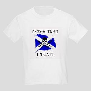 Scottish Pirate Kids T-Shirt
