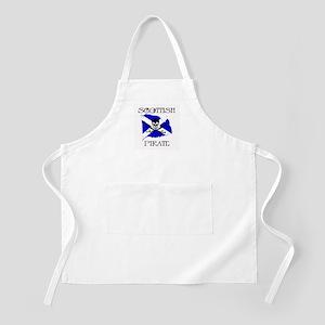 Scottish Pirate BBQ Apron