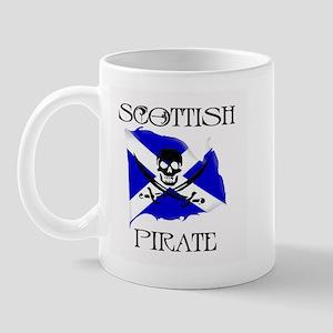 Scottish Pirate Mug