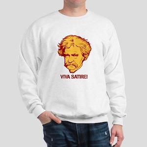 Twain Viva Satire Sweatshirt