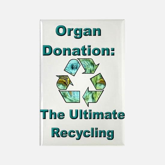 Cute Transplants Rectangle Magnet (10 pack)
