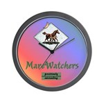 MareWatchers Wall Clock
