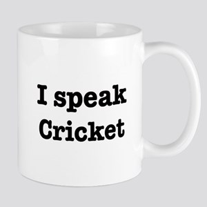 I speak Cricket Mug