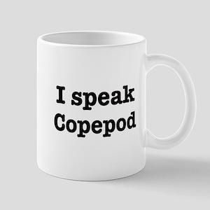 I speak Copepod Mug
