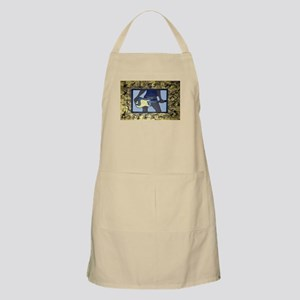 Rock Out by Kenya Verrett BBQ Apron