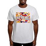 Enjoy Your Family Pills Ash Grey T-Shirt