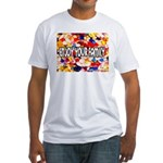 Enjoy Your Family Pills Fitted T-Shirt