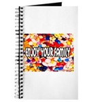 Enjoy Your Family Pills Journal
