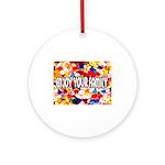 Enjoy Your Family Pills Keepsake (Round)