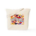 Enjoy Your Family Pills Tote Bag