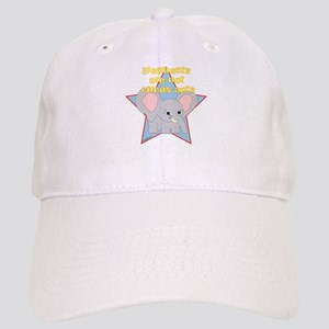Elephant Are Not Circus Acts Cap