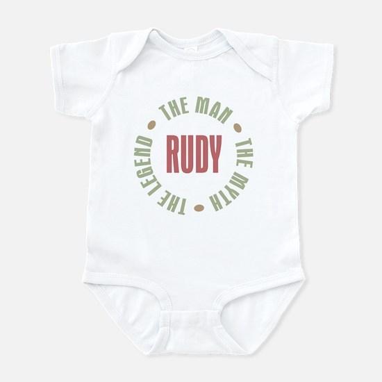 Rudy Man Myth Legend Infant Bodysuit