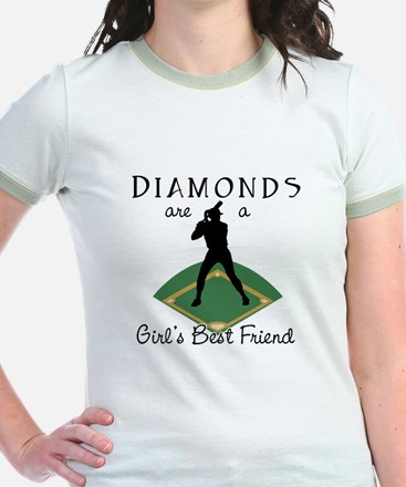 Diamonds - Girl's Best Friend T