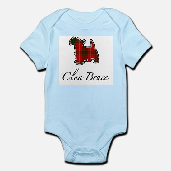 Bruce - Scotty Dog - Infant Bodysuit