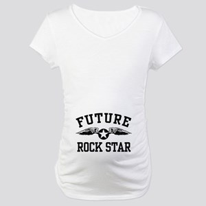 Future Rock Star Maternity T-Shirt