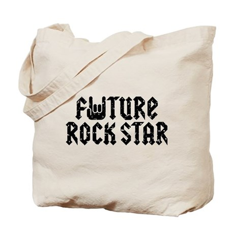Future Rock Star Tote Bag
