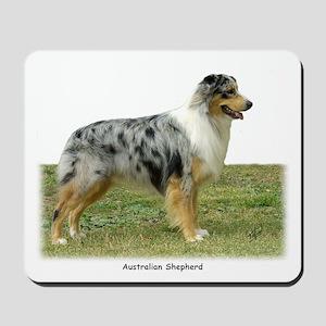 Australian Shepherd 9K7D-20 Mousepad