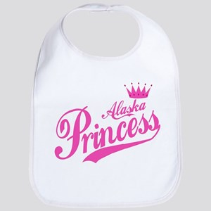 Alaska Princess Bib