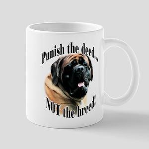 Mastiff (apricot) Anti-BSL3 Mug