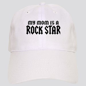 My Mom is a Rock Star Cap
