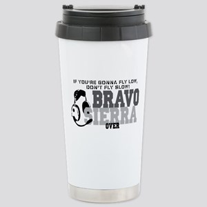 Bravo Sierra Avaition Humor Stainless Steel Travel