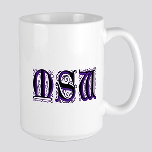 msw Mugs