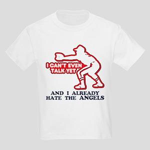 Baby Humor Angels Kids Light T-Shirt