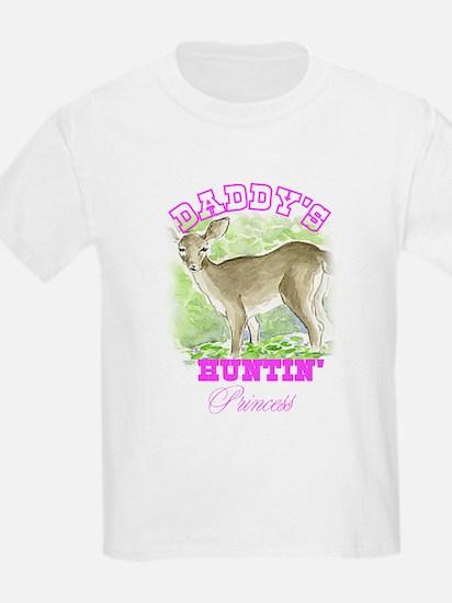 Daddy's Hunting Princess T-Shirt