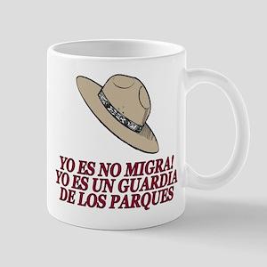 Yo Es No Migra Mug