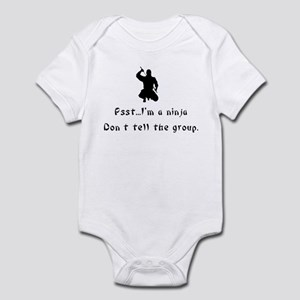 Don't Tell the Group Infant Bodysuit