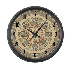American Colonial Large Wall Clock