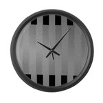Teeth Large Wall Clock