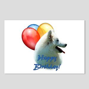 Eskie Balloon Postcards (Package of 8)
