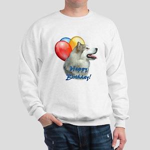 Malamute Balloon Sweatshirt