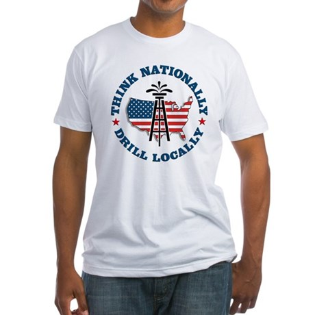 Drill Locally Fitted T-Shirt