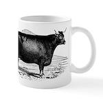 """Devon Cow """"Nemophilla"""" mug"""