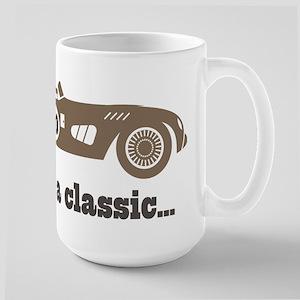 70th Birthday Classic Car Mugs