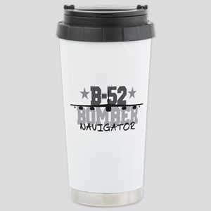 B-52 Aviation Navigator Stainless Steel Travel Mug