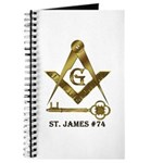 St. James Lodge #74 Journal