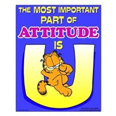 Most Important Garfield Small Poster