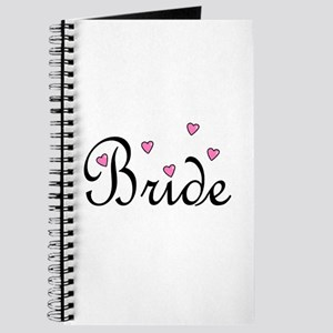 Bride (Pink Hearts) Journal