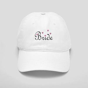Bride (Pink Hearts) Cap